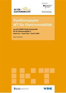 Bild von Positionspapier IKT für Elektromobilität (Download)