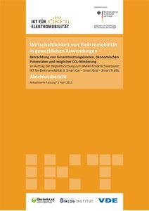 Bild von Wirtschaftlichkeit von Elektromobilität in gewerblichen Anwendungen (Download)