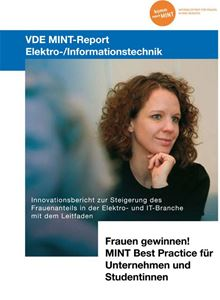 "Bild von VDE MINT-Report ""Elektro- Informationstechnik"" (Download)"
