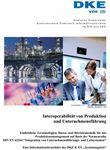 Bild von Interoperabilität von Produktion und Unternehmensführung (Download)