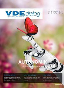 Bild von VDE dialog 01/2016 (Download)