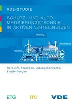 """Bild von VDE-Studie """"Schutz- und Automatisierungstechnik in aktiven Verteilnetzen""""  (Hauptteil) (Download)"""