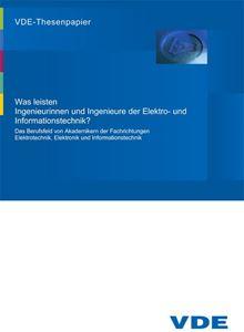 Picture of Was leisten Ingenieurinnen und Ingenieure der Elektro- und Informationstechnik? (Download)