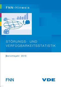 Bild von Störungs- und Verfügbarkeitsstatistik - Berichtsjahr 2015 (Download)