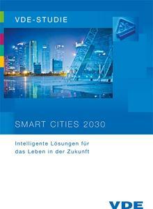 """Bild von VDE-Studie """"Smart Cities"""" 2030 (Download)"""