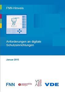 Bild von FNN-Hinweis: Anforderungen an digitale Schutzeinrichtungen (Download)