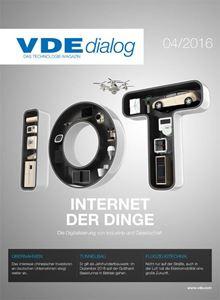 Bild von VDE dialog 04/2016 (Download)
