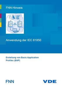 Bild von FNN-Hinweis: Anwendung der IEC 61850 - Erstellung von Basic Application Profiles (BAP) (Download)