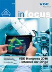Picture of VDE inFocus 05/2016