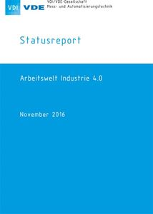 "Picture of Statusreport ""Arbeitswelt Industrie 4.0"" (Download)"