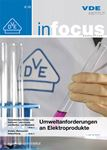 Picture of VDE inFocus 06/2016