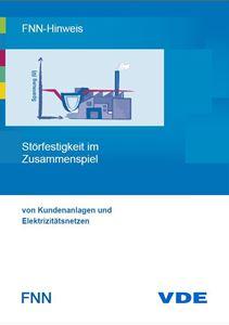 Bild von FNN-Hinweis: Störfestigkeit im Zusammenspiel von Kundenanlagen und Elektrizitätsnetzen (Download)