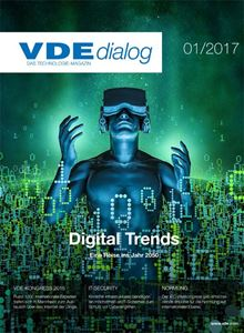Picture of VDE dialog 01/2017 (download)