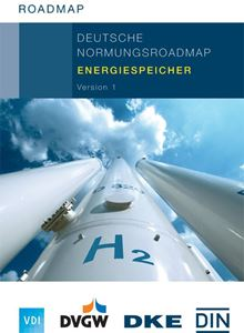 Bild von Deutsche Normungs-Roadmap Energiespeicher (Download)