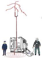 Bild von Blitz- und Überspannungsschutz temporärer Kommunikationssysteme (Download)
