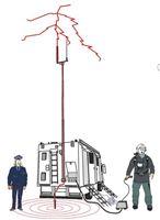 Bild von Blitz- und Überspannungsschutz temporärer Kommunikationssysteme (Print)