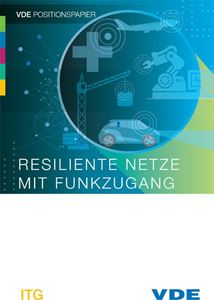 "Picture of VDE Positionspapier ""Resiliente Netze mit Funkzugang"" (Download)"