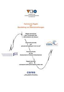 Bild von DACHCZ: Technische Regeln zur Beurteilung von Netzrückwirkungen (Download)