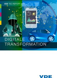 Bild von VDE Tec Report 2017: Digitale Transformation (Download)