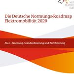 Picture of The German Standardisation Roadmap Electric Mobility 2020