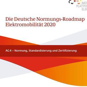 Bild von Die Deutsche Normungs-Roadmap Elektromobilität