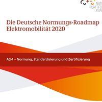 Bild von Deutsche Normungs-Roadmap Elektromobilität 2020 (Download)