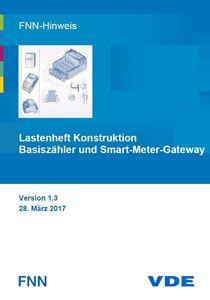 Bild von FNN-Hinweis: Lastenheft Konstruktion - Basiszähler und Smart-Meter-Gateway (Download)