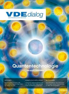 Picture of VDE dialog 03/2017 (Download)