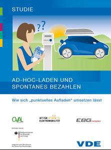 Picture of VDE-Studie Ad-hoc-Laden und spontanes Bezahlen