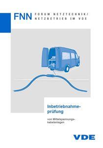 Bild von FNN-Hinweis: Inbetriebnahmeprüfung von Mittelspannungskabelanlagen (Download)