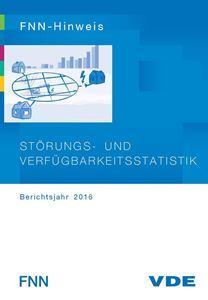 Bild von Störungs- und Verfügbarkeitsstatistik - Berichtsjahr 2016 (Download)