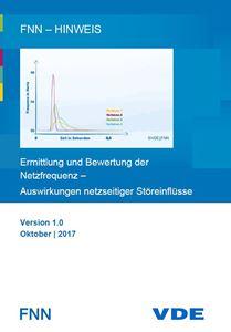 Bild von FNN-Hinweis: Ermittlung und Bewertung der Netzfrequenz - Auswirkungen netzseitiger Störeinflüsse