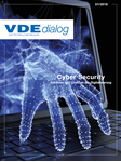 Bild von VDE dialog 01/2018 Cyber Security (Download)