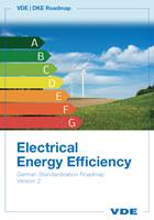 Bild von German Standardization Roadmap Electrical Energy Efficiency (Download)