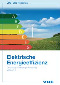 Bild von Normungs-Roadmap Elektrische Energieeffizienz