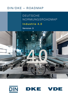 Picture of Deutsche Normungs-Roadmap Industrie 4.0 (Download)