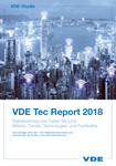 Picture of VDE Tec Report 2018: Digitalisierung und Cyber Security (Download)