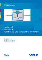 Bild von FNN-Hinweis: Lastenheft Steuerbox - Funktionale und konstruktive Merkmale