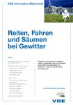Picture of Reiten, Fahren und Säumen bei Gewitter (Broschüre, Download)