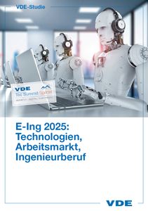 Picture of VDE-Studie E-Ing 2025 Technologien Arbeitsmarkt Ingenieurberuf