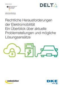 Bild von Rechtliche Herausforderungen der Elektromobilität (Download)
