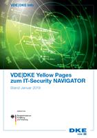 Bild von Yellow Pages zum IT-Security Navigator (Download)