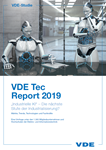 Picture of VDE Tec Report 2019: Industrielle KI - die nächste Stufe der Industrialisierung? (Download)