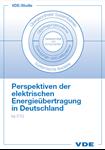 Bild von VDE-Studie Elektrische Energieübertragung (Download)
