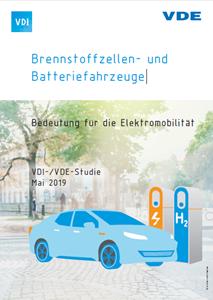 Bild von VDE-Studie Brennstoffzellen- und Batteriefahrzeuge (Download)