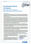 Picture of VDE-Impuls Tunnelbasierte Stromversorgung (Download)