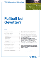 Picture of Fußball bei Gewitter? (Download)