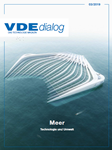Picture of VDE dialog 03/2019 - Meer - Technologie und Umwelt (Download)