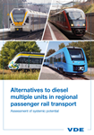 Bild von Alternatives to diesel multiple units in regional passenger rail transport (Download)