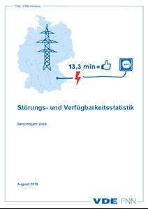 Bild von Störungs- und Verfügbarkeitsstatistik - Berichtsjahr 2018 (Download)